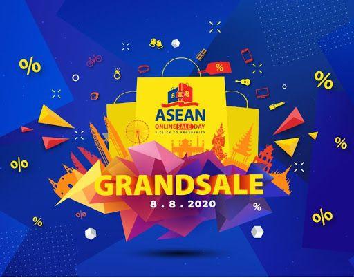 Bạn biết gì về ngày ASEAN Online Sale Day 8/8: Không chỉ là ngày Shopee, Tiki, Lazada sale sập sàn, mà cả 215 DN của 10 nước cùng tham gia khuyến mãi, kích cầu - Ảnh 1.