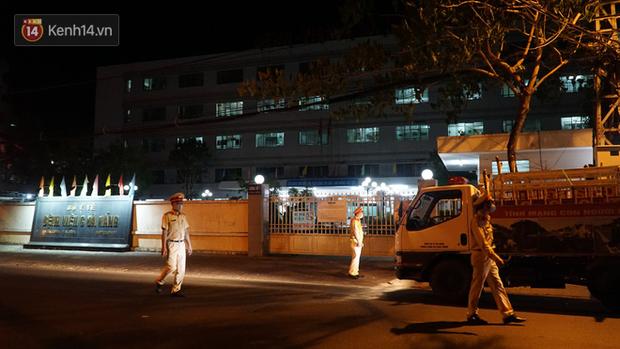 0h ngày 8/8: Bệnh viện C Đà Nẵng chính thức kết thúc phong tỏa - Ảnh 1.