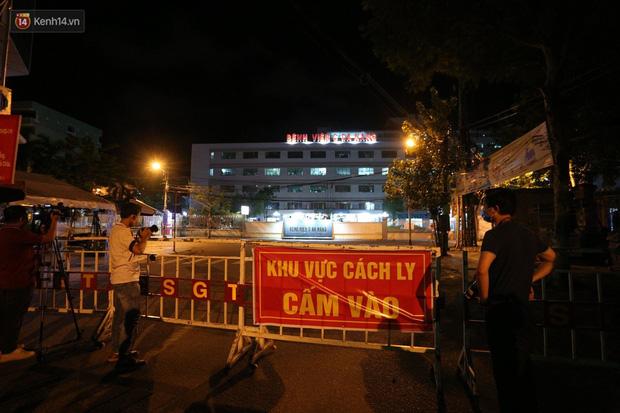 0h ngày 8/8: Bệnh viện C Đà Nẵng chính thức kết thúc phong tỏa - Ảnh 2.