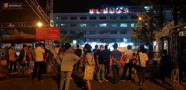 0h ngày 8/8: Bệnh viện C Đà Nẵng chính thức kết thúc phong tỏa - Ảnh 3.