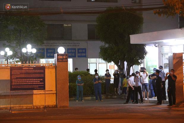 0h ngày 8/8: Bệnh viện C Đà Nẵng chính thức kết thúc phong tỏa - Ảnh 7.