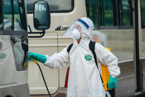 Thêm 2 ca nhiễm Covid-19 tại Hà Nội và Bắc Giang: Là F1 và người dân đi du lịch trở về từ Đà Nẵng - Ảnh 1.