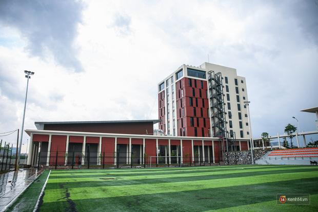 Tham quan ngôi trường chuyên 600 tỷ hiện đại thứ 2 Đông Nam Á ở Bắc Ninh: Trường người ta là đây chứ đâu! - Ảnh 2.