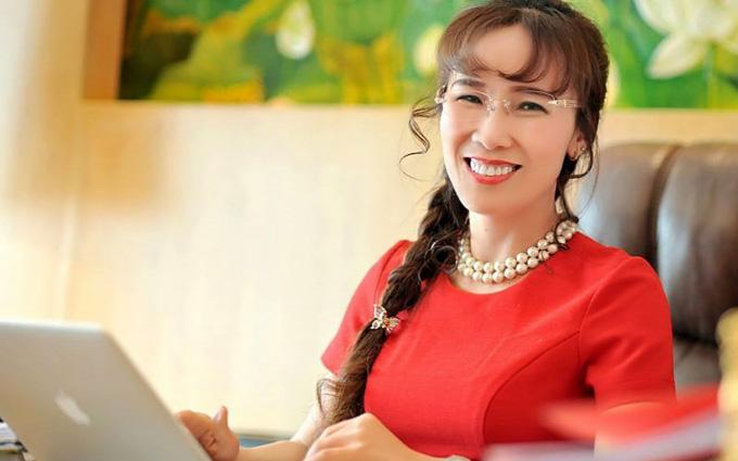Tỷ phú Nguyễn Thị Phương Thảo được vinh danh trong top 100 nhân vật thay đổi kinh tế Châu Á