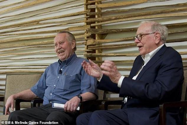 Tỷ phú 89 tuổi hạnh phúc hơn bao giờ hết vì... cạn tiền trước khi qua đời - Ảnh 2.