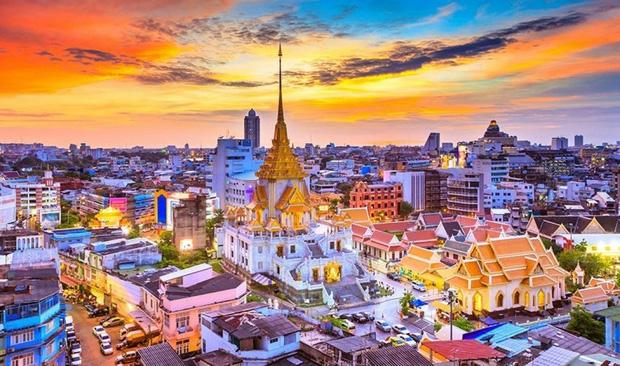 Thái Lan sẽ mở cửa đón khách du lịch nước ngoài - Ảnh 1.