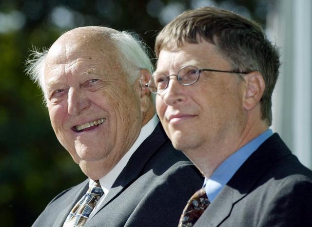 Bức thư tỷ phú Bill Gates gửi đến người cha quá cố: Trải nghiệm làm con của cha thật sự đáng ngạc nhiên, cha luôn là hình mẫu con muốn trở thành  - Ảnh 2.
