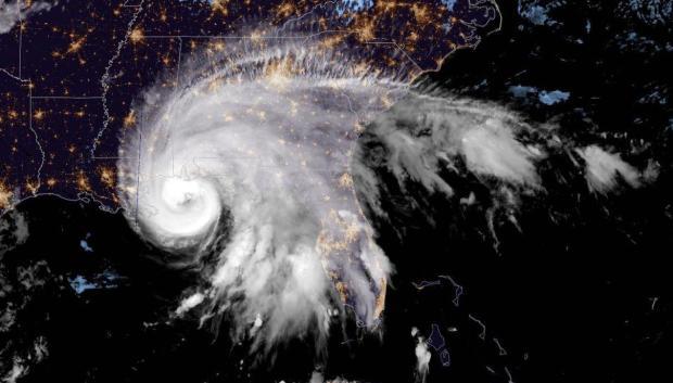 Mắt bão khổng lồ của Sally: Cơn bão dự báo gây ra trận lũ lụt lịch sử tại Mỹ; 10 triệu người được cảnh báo - Ảnh 5.