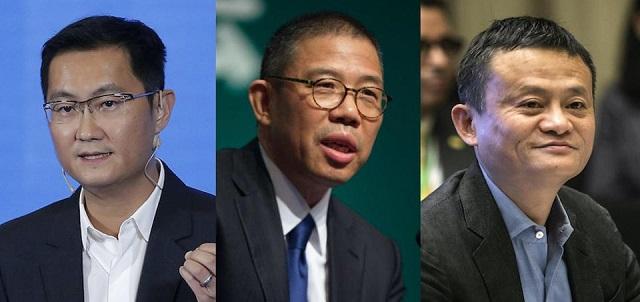 Từ xuất thân khiêm tốn đến tỷ phú giàu hơn Jack Ma - Ảnh 1.