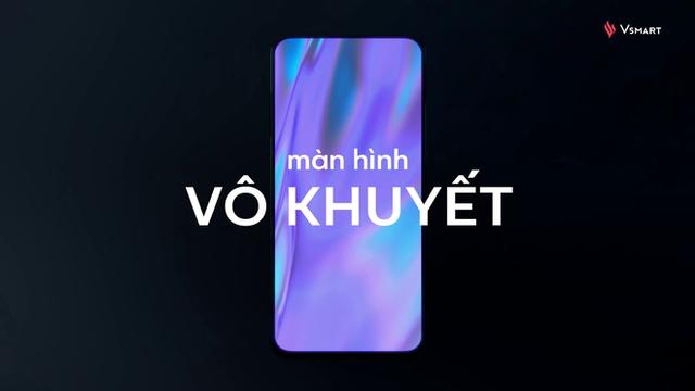 Vinsmart chính thức ra mắt dòng smartphone có camera ẩn đầu tiên tại Việt Nam: Chốt giá dưới 10 triệu đồng, tặng miếng dán chống lây nhiễm virus - Ảnh 2.
