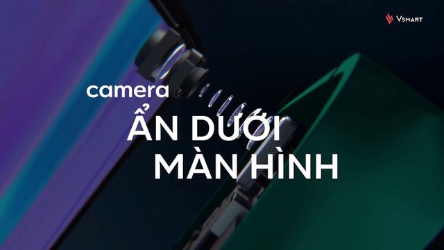 Vinsmart chính thức ra mắt dòng smartphone có camera ẩn đầu tiên tại Việt Nam: Chốt giá dưới 10 triệu đồng, tặng miếng dán chống lây nhiễm virus - Ảnh 3.