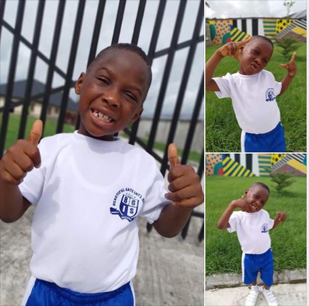 Cậu bé da đen từng bị bỏ đói suýt chết khiến thế giới rúng động ngày ấy giờ thay đổi ngoạn mục, đã thế còn đạt thành tích khó tin ở trường - Ảnh 3.