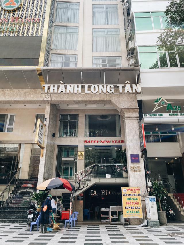 Chùm ảnh: Khách sạn ở trung tâm Sài Gòn ngừng hoạt động, rao bán vì ngấm đòn Covid-19  - Ảnh 11.