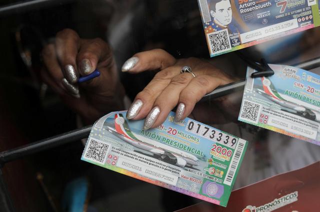 Mexico tạo ra 100 triệu phú nhờ xổ số chuyên cơ tổng thống' - Ảnh 2.