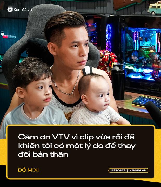 Độ Mixi: Cảm ơn VTV vì đã cho tôi có một lý do để thay đổi bản thân - Ảnh 3.