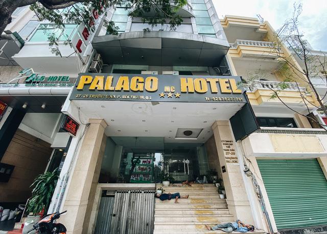 Chùm ảnh: Khách sạn ở trung tâm Sài Gòn ngừng hoạt động, rao bán vì ngấm đòn Covid-19  - Ảnh 9.