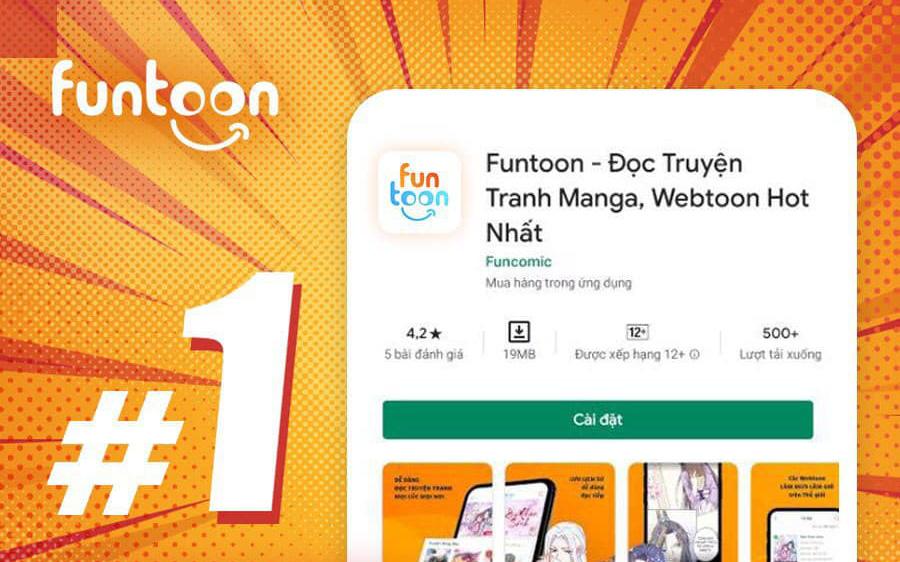 """Vi phạm bản quyền, ứng dụng đọc truyện tranh Việt Nam """"bay màu"""" trên Goolge Play và App Store"""
