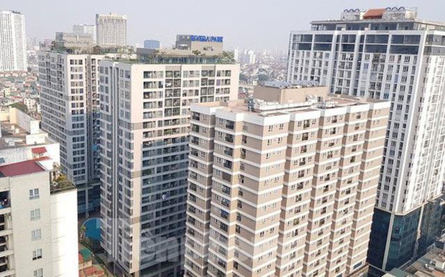 Hà Nội điểm tên loạt doanh nghiệp bất động sản chây ì nợ thuế  - Ảnh 1.