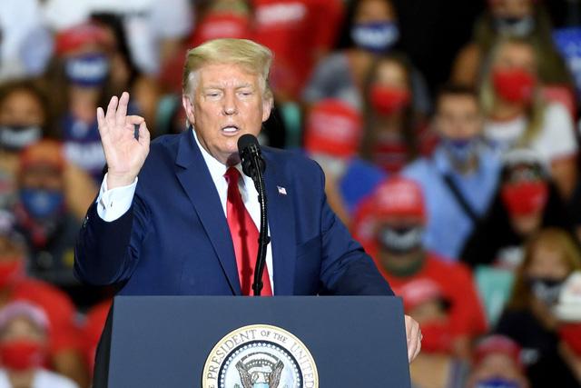 Ông Trump dọa cấm thương vụ TikTok - Ảnh 1.
