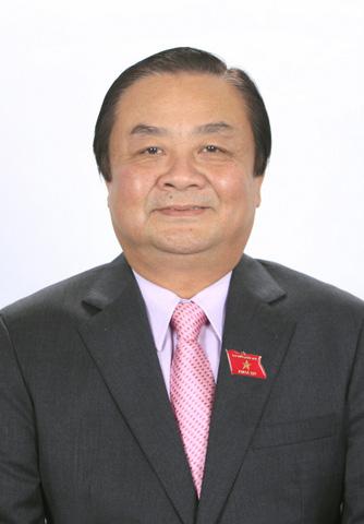 Bí thư Tỉnh uỷ Đồng Tháp được bổ nhiệm làm Thứ trưởng Bộ NN&PTNT  - Ảnh 1.