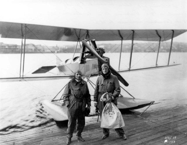 Khởi nguyên của đế chế Boeing: Giấc mơ của gã nhà giàu bỏ học buôn gỗ - Ảnh 3.