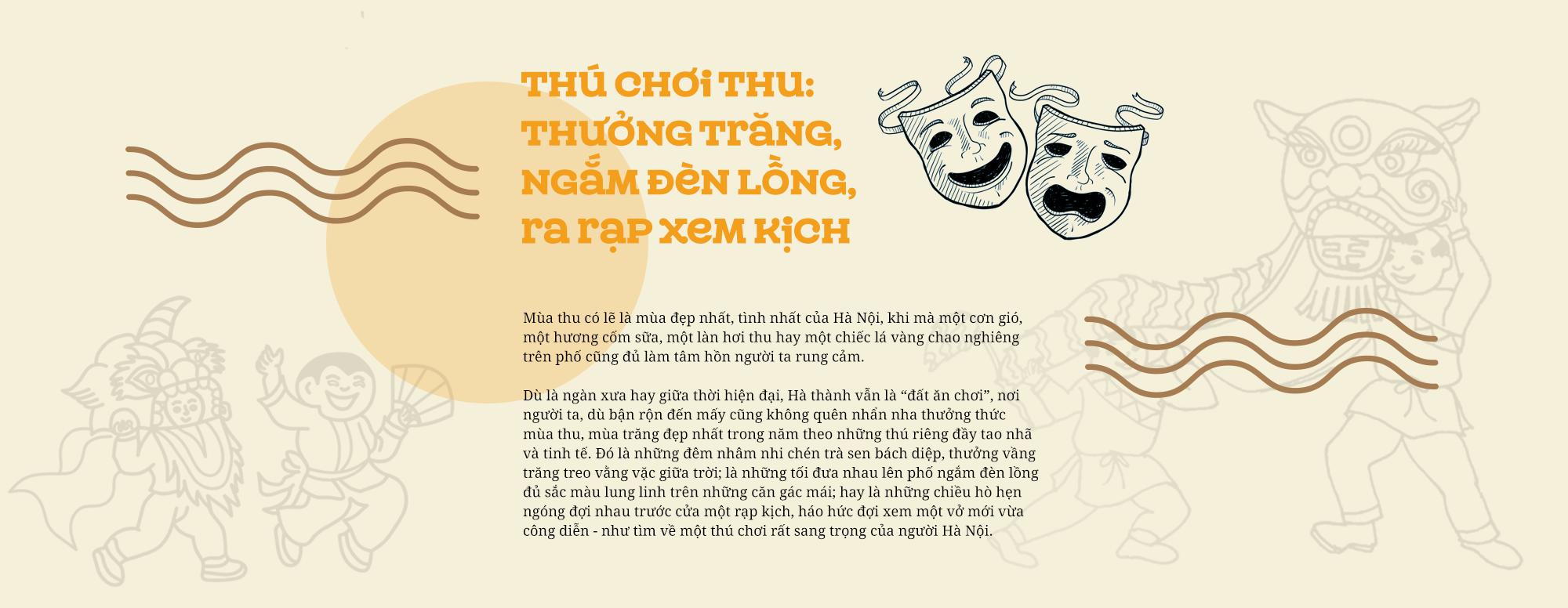 Thu Hà Nội: Kể chuyện cũ, nhớ người xưa - Ảnh 6.
