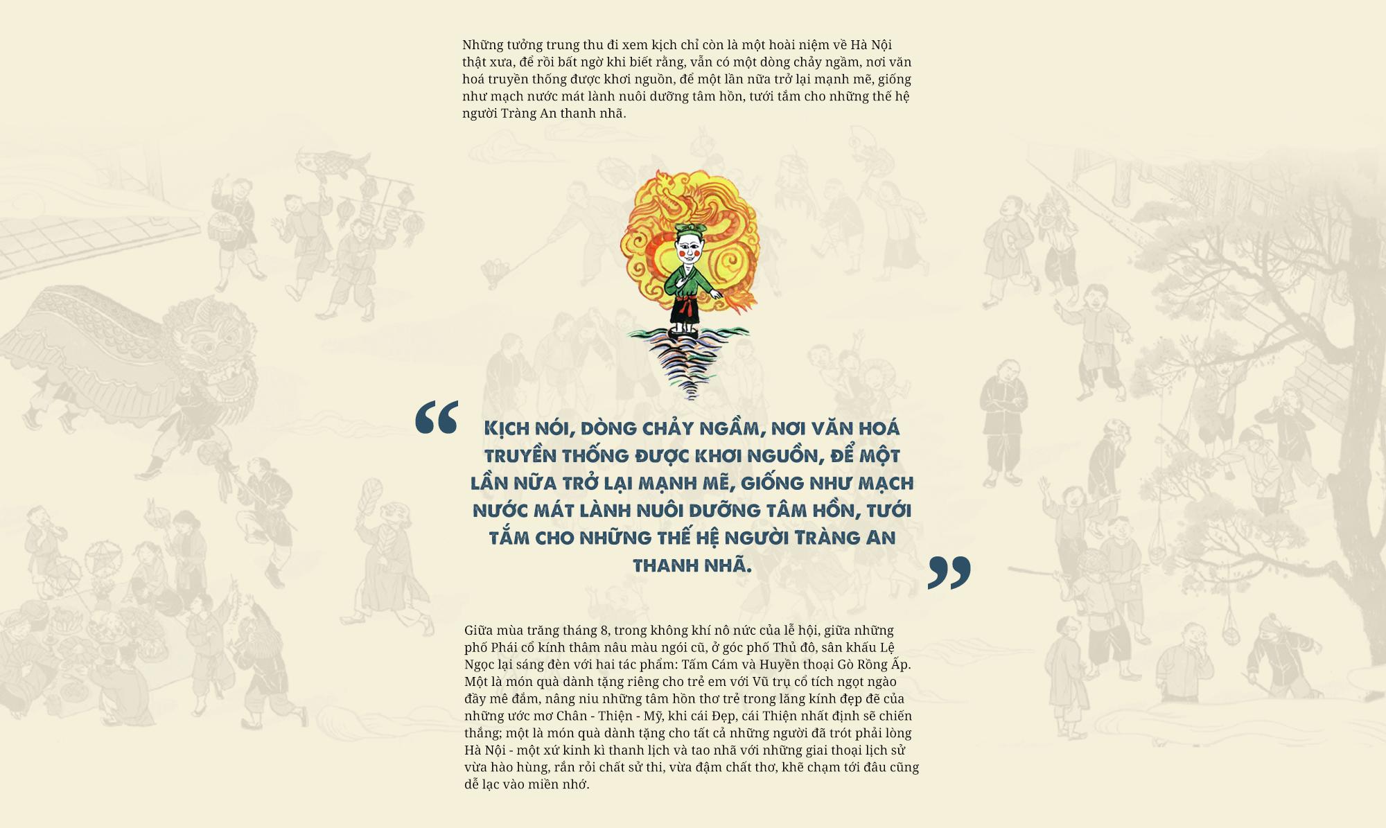 Thu Hà Nội: Kể chuyện cũ, nhớ người xưa - Ảnh 8.
