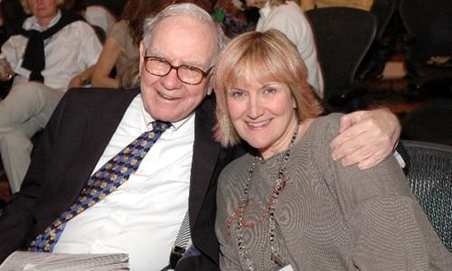 3 người con của tỷ phú Warren Buffett - Ảnh 1.