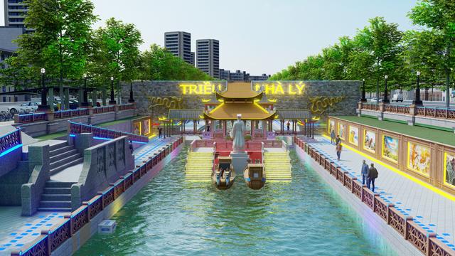 Ông Dương Trung Quốc: Ý tưởng biến sông Tô Lịch thành Công viên lịch sử, tâm linh cần được hoan nghênh - Ảnh 2.