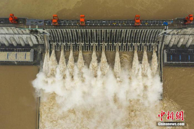 Trung Quốc: Lũ lụt nhiều nhất kể từ năm 1998 trở lại đây - Ảnh 1.