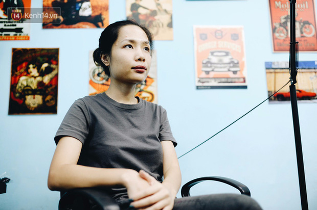 Bỏ công việc văn phòng lương nghìn USD, cựu thí sinh Olympia theo đuổi nghề xăm để chính mình được hạnh phúc - Ảnh 6.