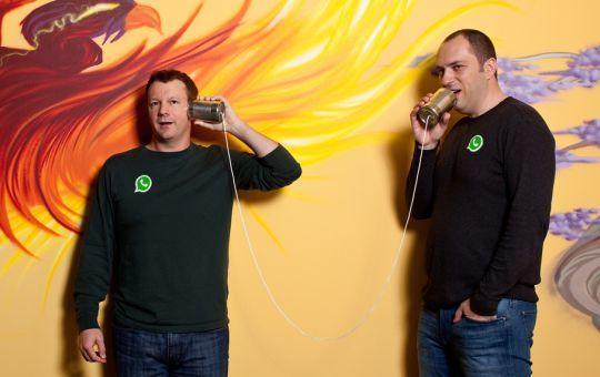 Người đàn ông xây dựng startup chỉ có 55 nhân viên nhưng khiến Mark Zuckerberg 'ghen tị' và bỏ ra 19 tỷ USD để mua lại - Ảnh 1.