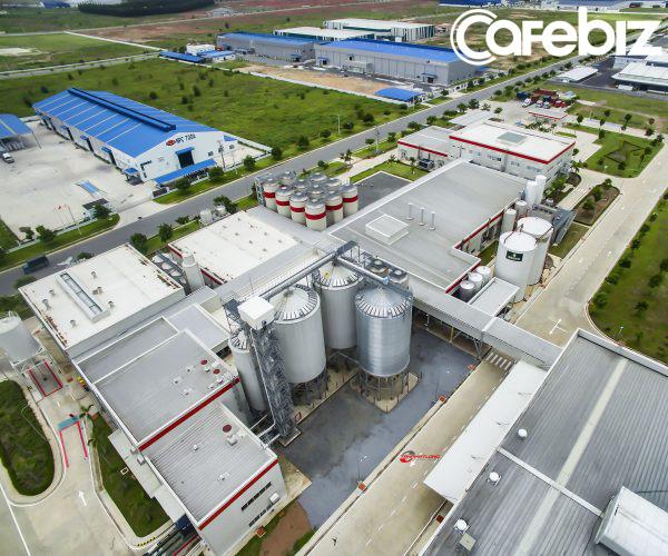 """""""Ông vua"""" ngành bia đầu tư 250 triệu USD, thuê 300 nhân sự Việt Nam sản xuất bia Budweiser, Beck's và Hoegaarden phục vụ cả Đông Nam Á - Ảnh 1."""