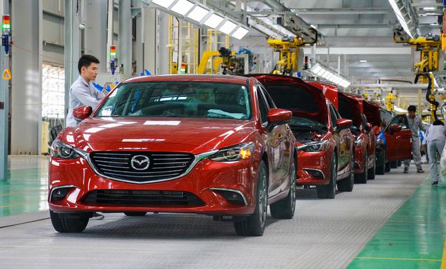 Đua tam mã sản xuất xe ở Việt Nam: Hyundai Thành Công vs THACO vs VinFast tạo từng đại bản doanh - Ảnh 3.