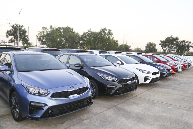 Đua tam mã sản xuất xe ở Việt Nam: Hyundai Thành Công vs THACO vs VinFast tạo từng đại bản doanh - Ảnh 4.