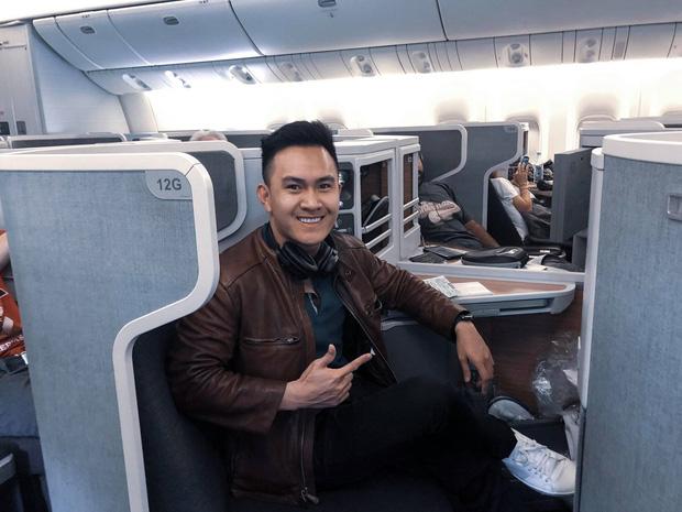 Con trai kỹ sư hàng không của Hoài Linh nói về tin đồn thất nghiệp tại Mỹ, tiết lộ thứ giá trị nhất được ba cho - Ảnh 1.
