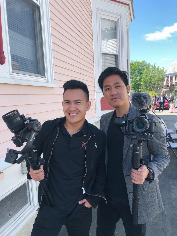 Con trai kỹ sư hàng không của Hoài Linh nói về tin đồn thất nghiệp tại Mỹ, tiết lộ thứ giá trị nhất được ba cho - Ảnh 8.