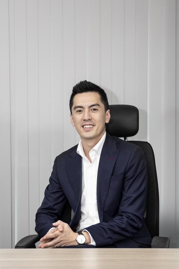 Phùng Tuấn Đức - CEO điển trai của Gojek Việt: Ngày đi làm bằng xe ôm, tối chỉ muốn dành thời gian cho vợ - Ảnh 5.