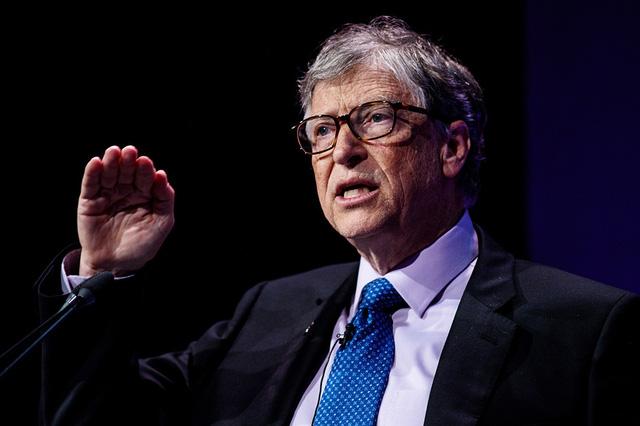 Từ chiếc bánh hamburger đến cách tiêu tiền của Bill Gates - Ảnh 1.