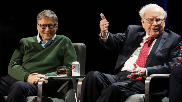 Từ chiếc bánh hamburger đến cách tiêu tiền của Bill Gates - Ảnh 2.