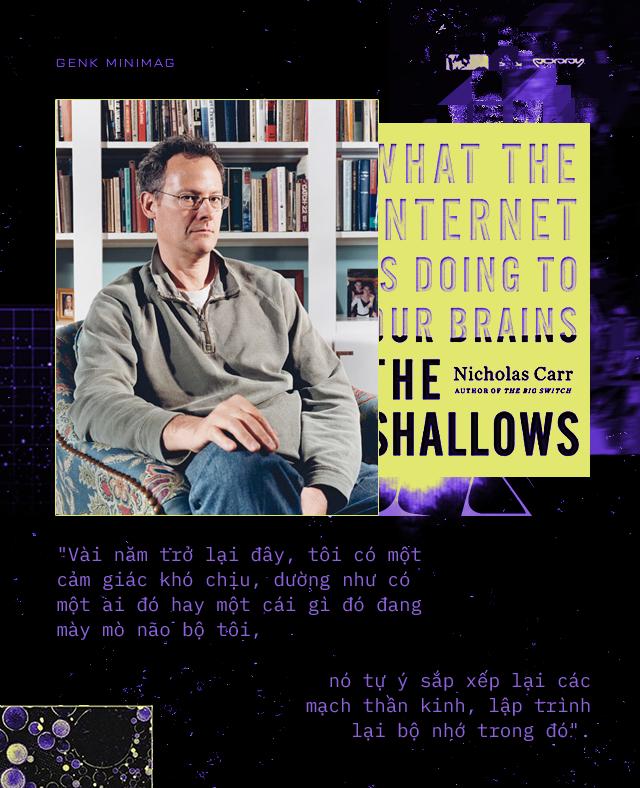Internet đang ăn mòn tư duy của loài người: Tại sao chúng ta lại hạ thấp trí tuệ của mình ngang hàng những cỗ máy? - Ảnh 3.