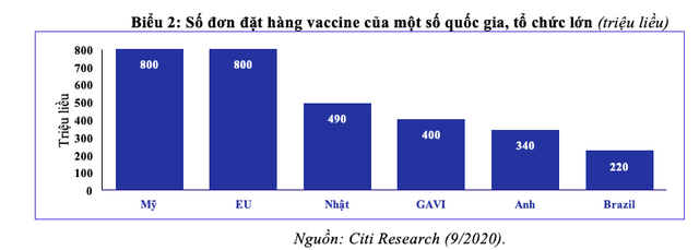 Tiến trình sản xuất Vaccine và vai trò của nó trong phục hồi kinh tế  - Ảnh 2.