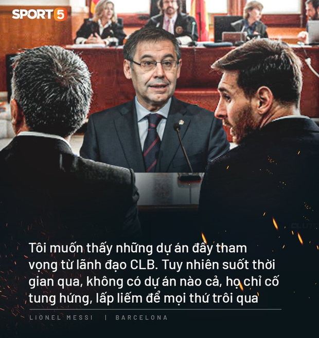 Chả ai yêu Barca bằng thứ tình yêu lạ lùng như anh cả, Messi ạ! - Ảnh 4.