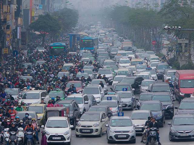 Hà Nội dự kiến đổi xe máy cũ lấy xe máy mới - Ảnh 1.