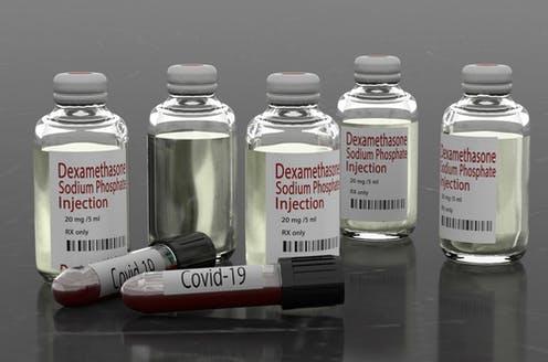 Thuốc corticosteroids có thể cứu sống bệnh nhân COVID-19, nhưng đây là lý do bạn không nên tích trữ nó - Ảnh 2.