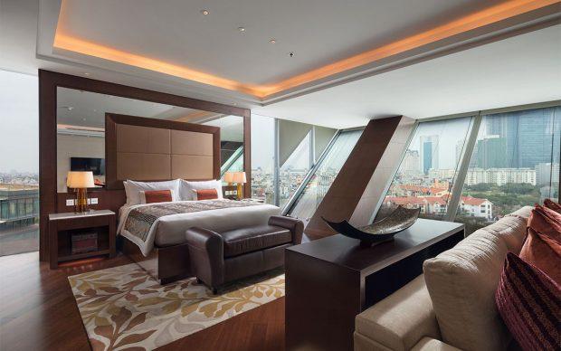 Những khách sạn nổi tiếng ở Việt Nam có phòng tổng thống gây choáng ngợp, giới siêu giàu có tiền cũng chưa chắc được trải nghiệm - Ảnh 7.