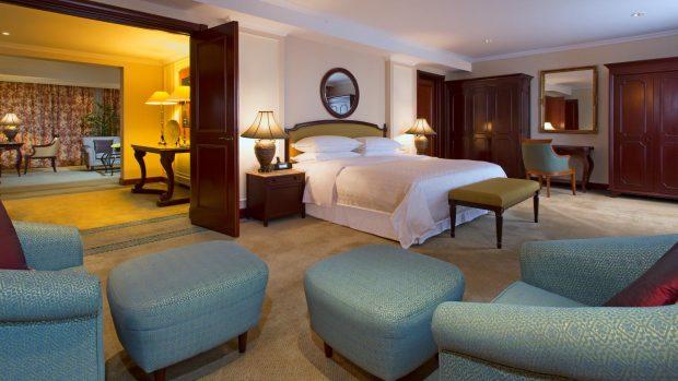 Những khách sạn nổi tiếng ở Việt Nam có phòng tổng thống gây choáng ngợp, giới siêu giàu có tiền cũng chưa chắc được trải nghiệm - Ảnh 8.