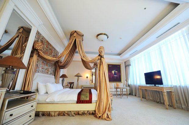 Những khách sạn nổi tiếng ở Việt Nam có phòng tổng thống gây choáng ngợp, giới siêu giàu có tiền cũng chưa chắc được trải nghiệm - Ảnh 10.