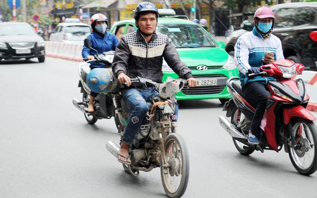 Hà Nội hỗ trợ 2-4 triệu đồng đổi xe máy cũ lấy mới: Ai được 2 triệu, ai được 4? - Ảnh 1.