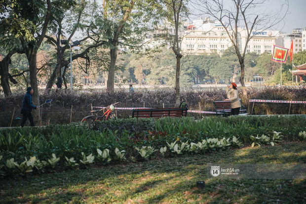How beautiful is Hanoi in the first morning of 2021: friends, do you miss anything out there?  Photo 11.